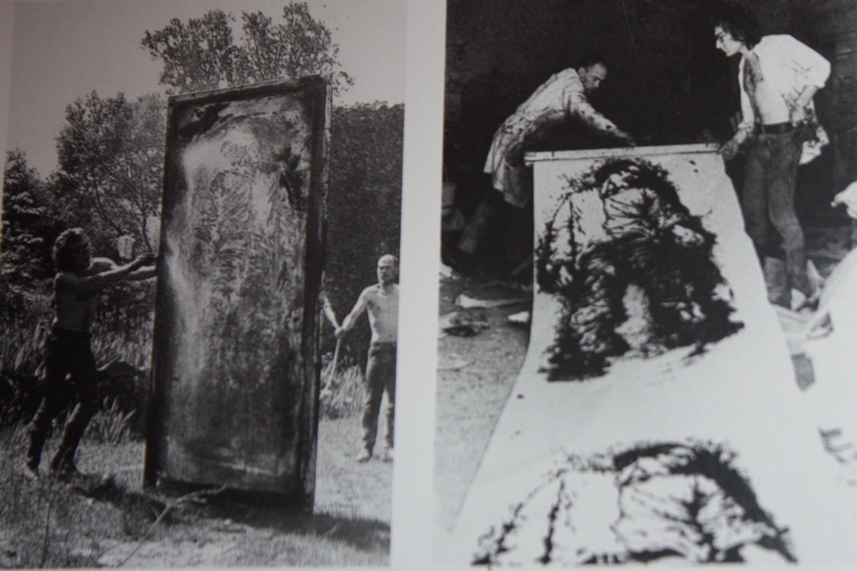 """Assez La Commune """"marouflée"""" dans Paris : d'Ernest Pignon-Ernest à  AE29"""